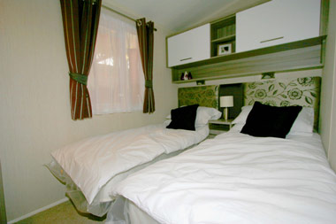 Swift Champagne Lodge Second Bedroom