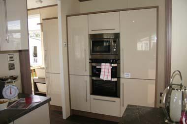2013 Pemberton Arrondale Lodge kitchen units