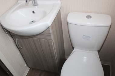 Swift Moselle Holiday Lodge Bathroom