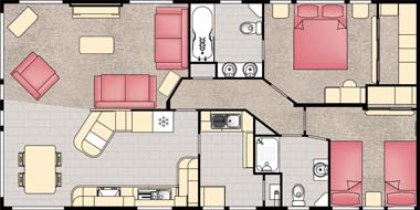 Victory Provence Floor Plan