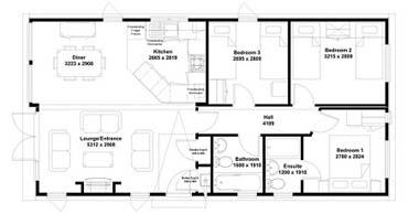 Tingdene Valetta Floor Plan
