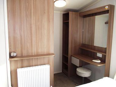 Swift Biarritz - Master Bedroom Storage