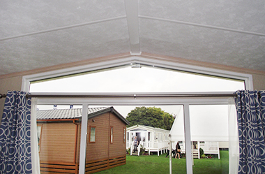 Pemberton Lancaster - Pitched roof and windows