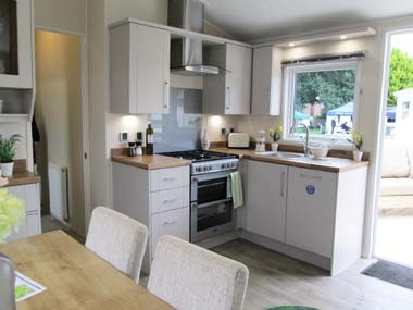 Willerby Winchester Kitchen & Diner
