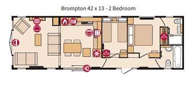 Pemberton Brompton Floor Plan