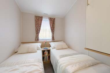 Willerby Vacation Twin 2nd Bedroom