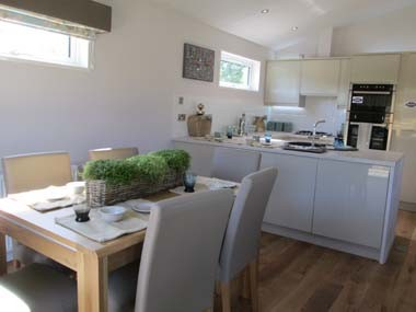 Pathfinder Thorverton Dining Area