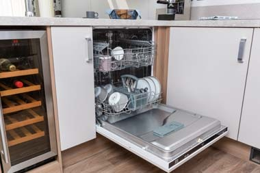 Chamonix Dishwasher