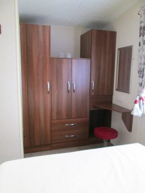 Victory Grovewood Master bedroom Wardrobes