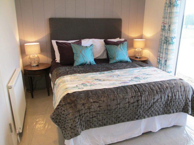 The Pathfinder Croft Master bedroom