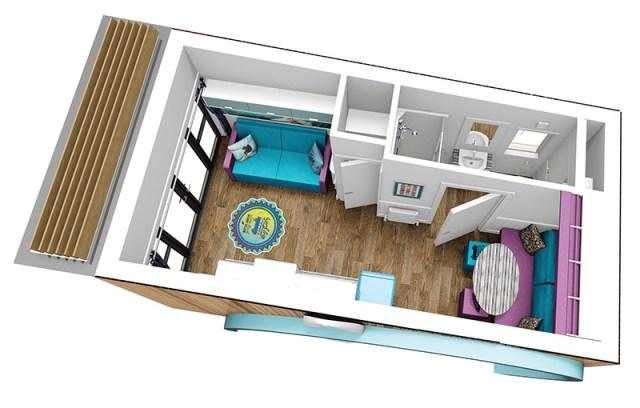 Willerby Reef Floor Plan