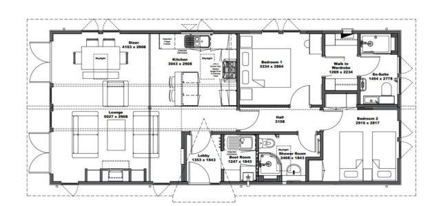 Warreners floorplan