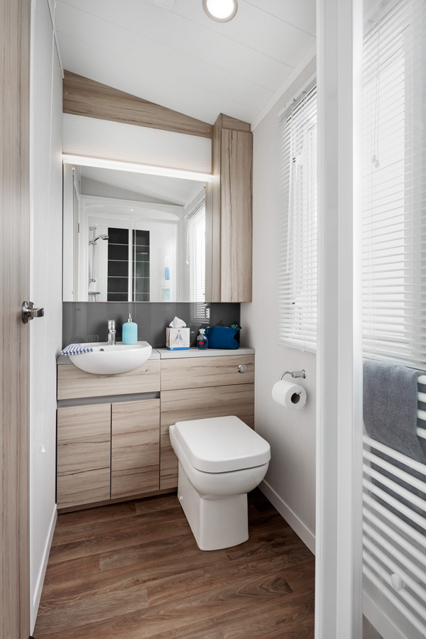 2017 Swift Antibes Washroom