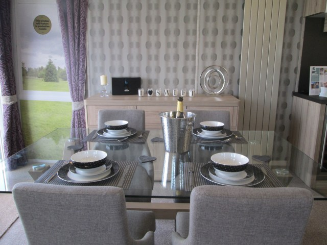Swift Whistler Lodge Dining Table