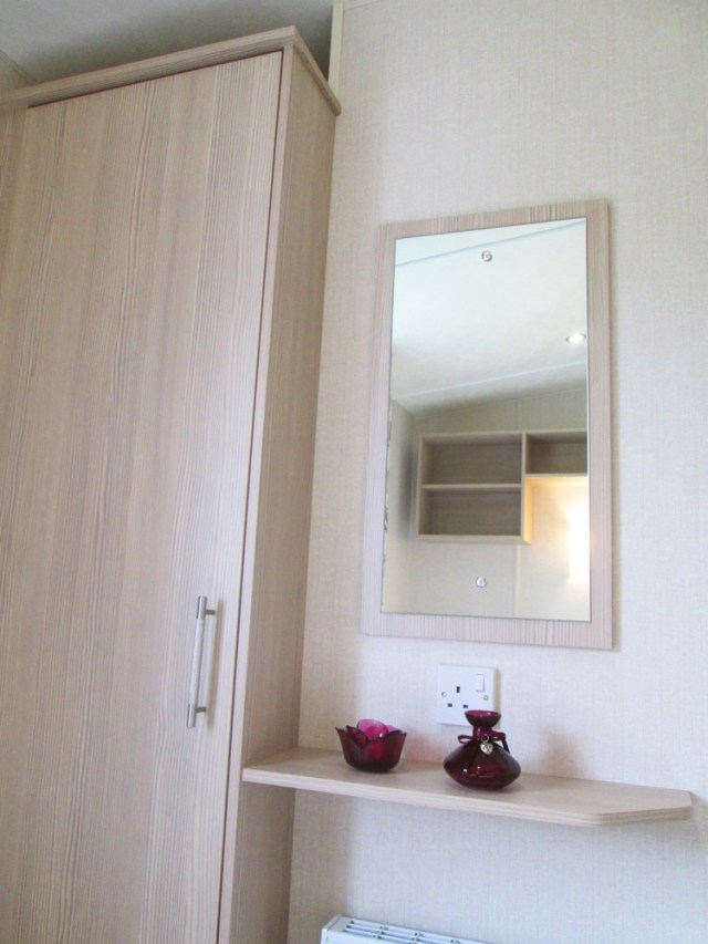 Victory Torino Twin Room Wardrobe & Vanity