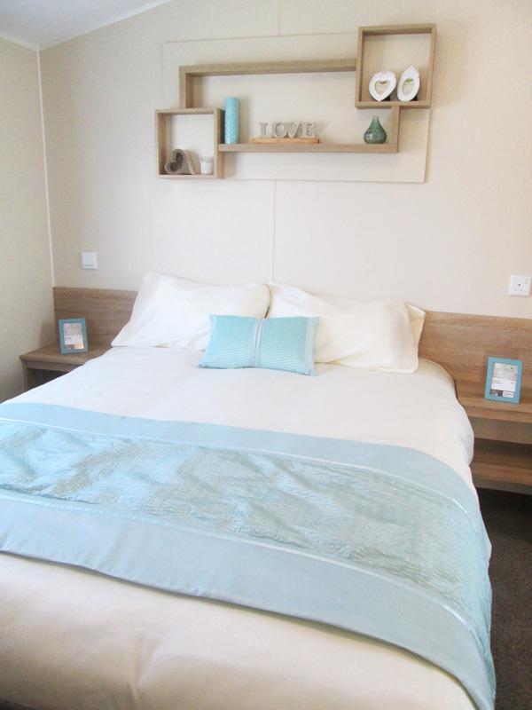 Willerby Lymington Double Bedroom 02