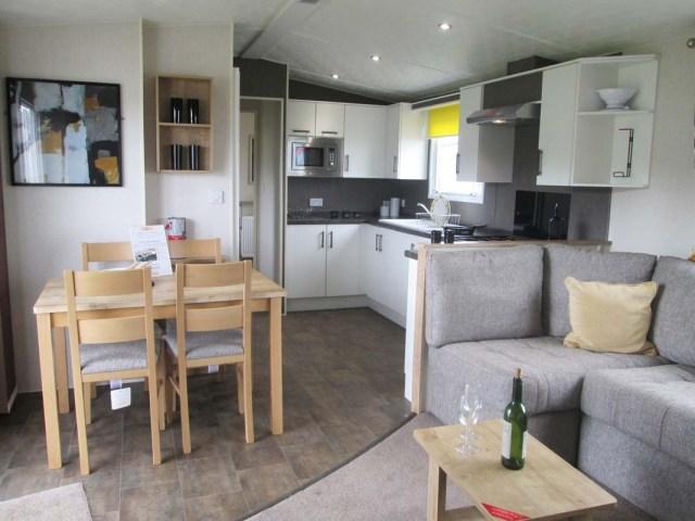 Victory Sandhurst Lounge to Kitchen