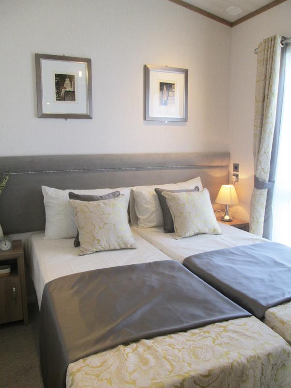 Pemberton Rivendale Lodge Twin Beds