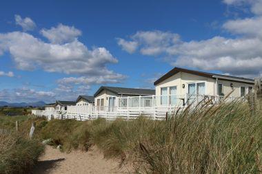 Coastal holiday park - travel poll