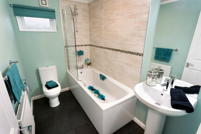 Tingdene Hayden Bathroom Wide