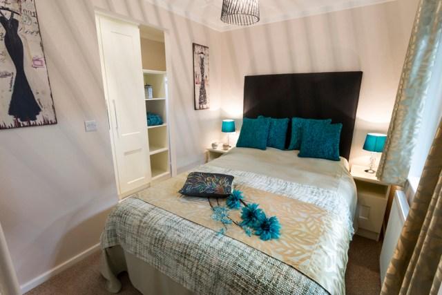 Tingdene Hayden Double Bedroom