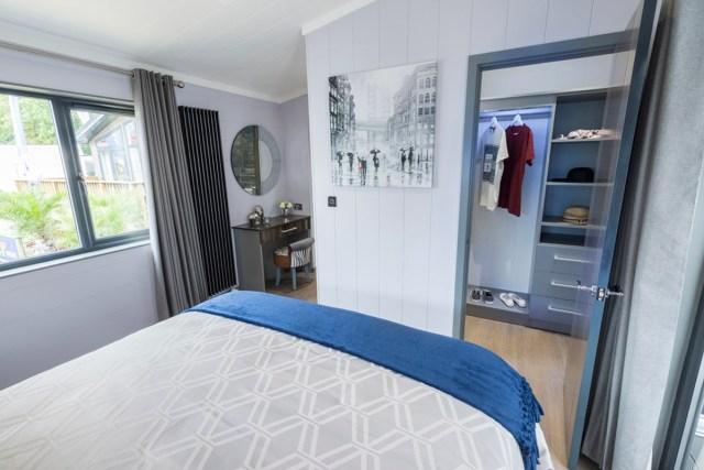 Tingdene Kudos Bedroom to Wardrobe