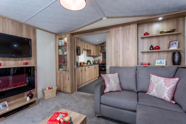 Pemberton Regent Lounge and Sliding Doors