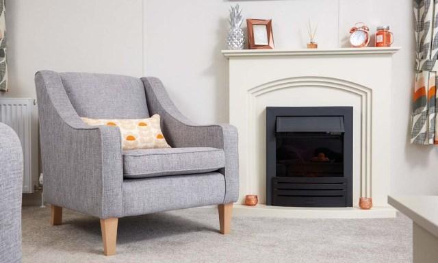 Atlas Rufford Fireplace