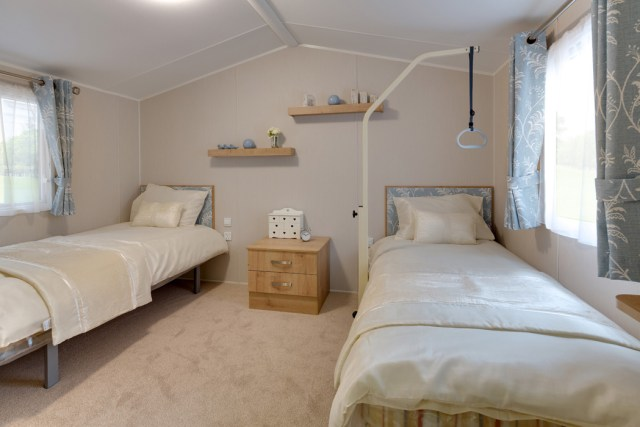 Willerby Richmond Main Bedroom