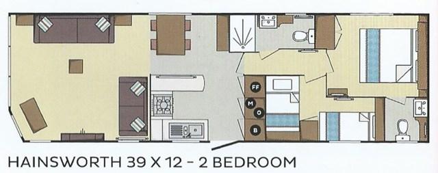Carnaby Hainsworth Floor Plan