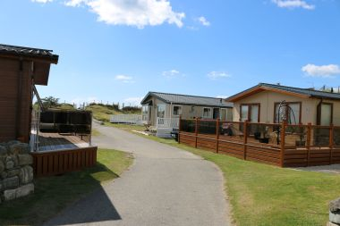 Lodges and statics for hire