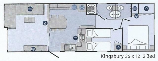 Regal Kingsbury Floor Plan