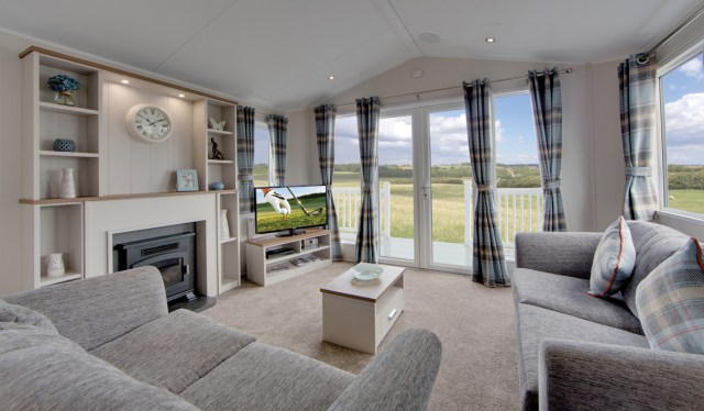 Sheraton - Willerby Holiday Homes lounge