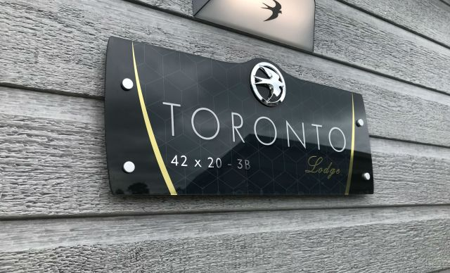 Swift Toronto sign