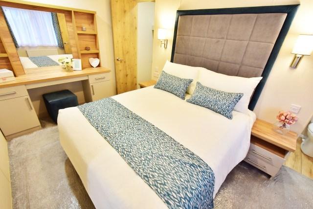 Regal Hemsworth double master bedroom