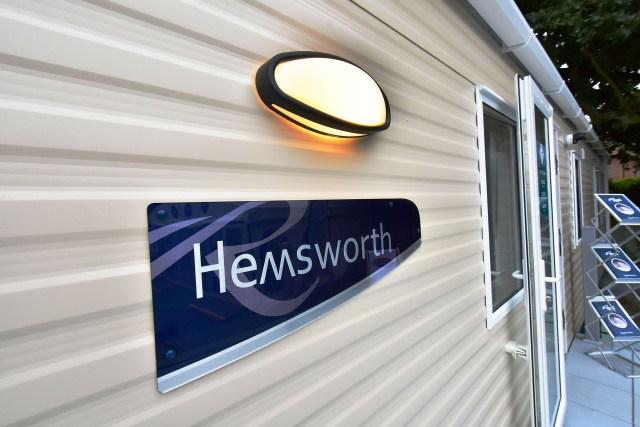 Regal Hemsworth static caravan