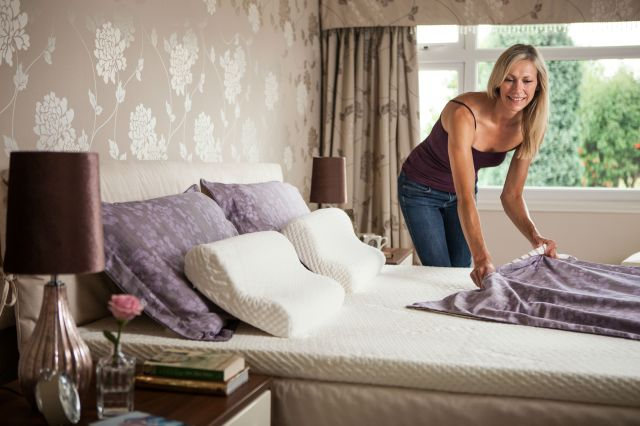 Duvalay bed topper