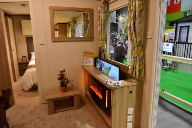Carnaby Oakdale Fireplace