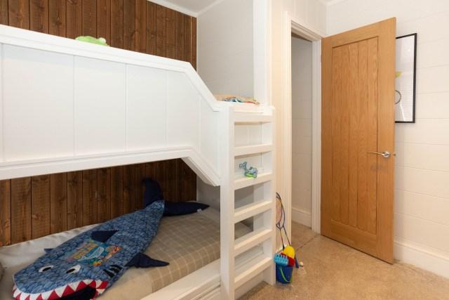 2020 Prestige Samphire lodge kids bedroom