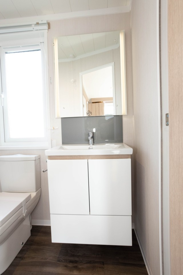 2020 Swift Champagne holiday lodge en suite