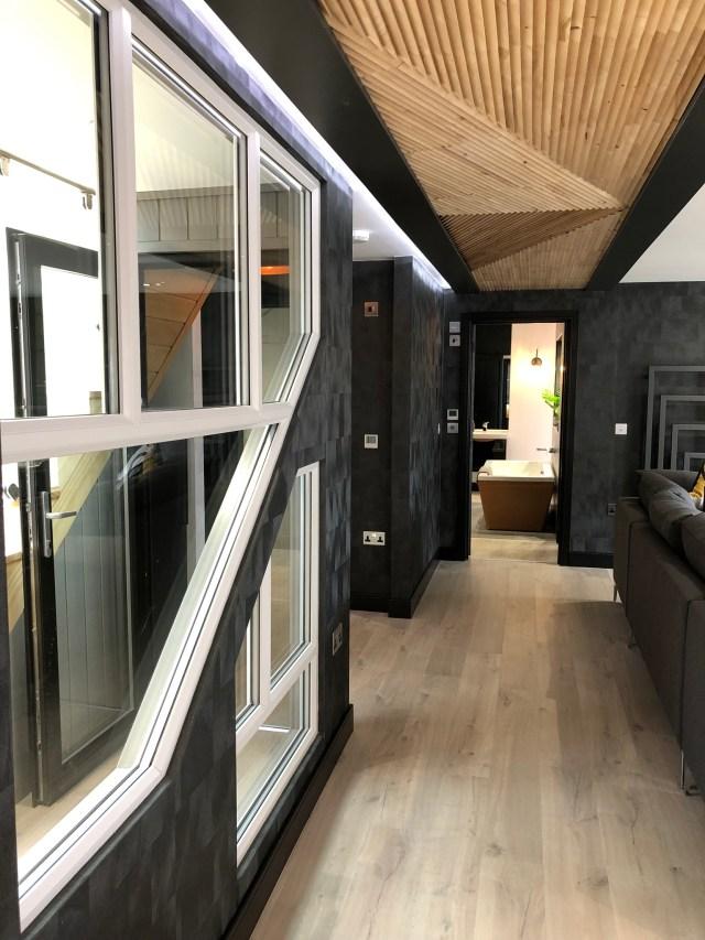 2020 Tingdene Quantum lodge hallway