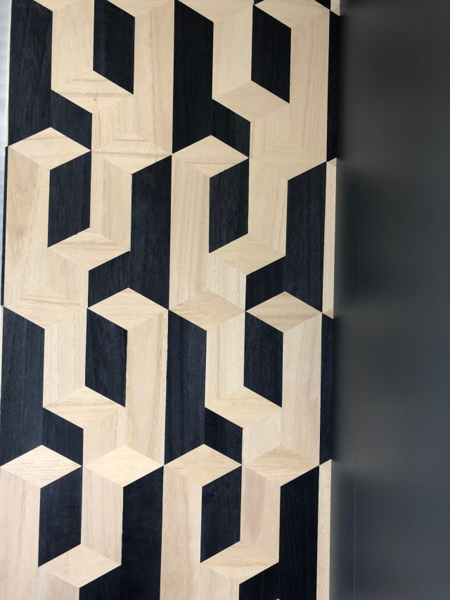 2020 Tingdene Quantum lodge wall detailing