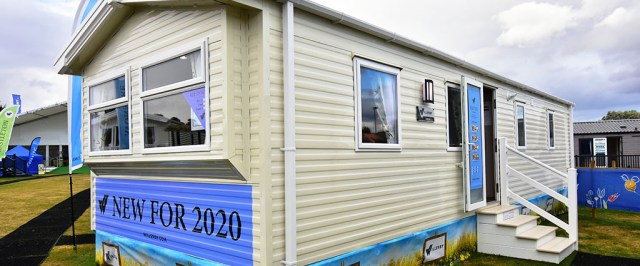 2020 Willerby Kelston static caravan
