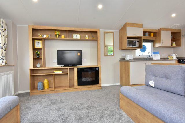 2020 Willerby Kelston static caravan lounge