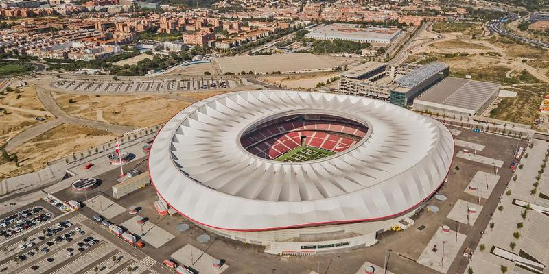 Photo of 'Sports city' plans revealed for Madrid's Wanda Metropolitano stadium | Sports Management