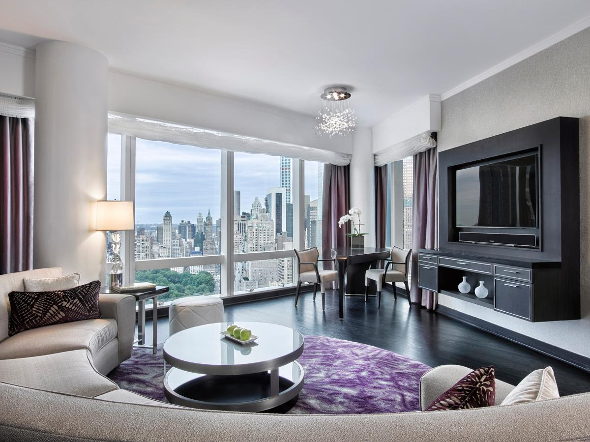 mandarin oriental nyc gets makeover in