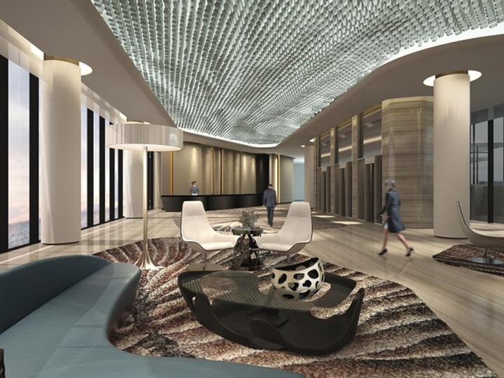Global hospitality interior design firm for Top hospitality architecture firms