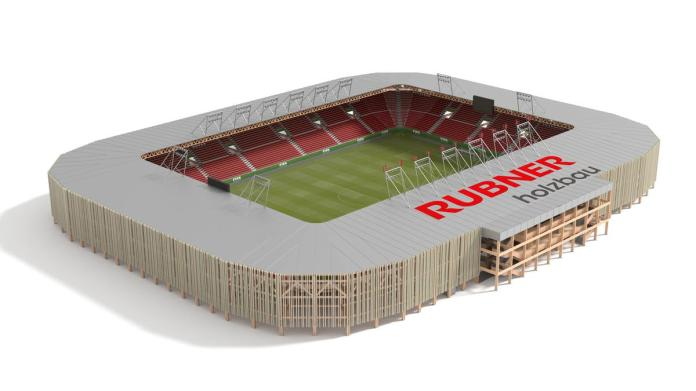 Football clubs can choose what capacity they would like, from 1,500 to 20,000 / Bear Stadiums
