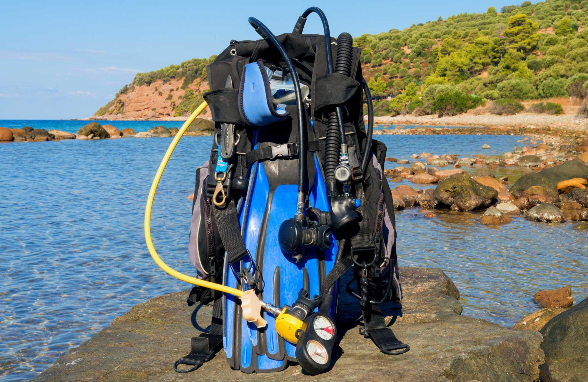 6 Best Scuba Diving Gear Packages