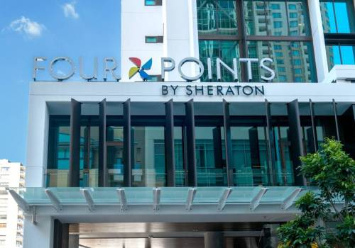 Four Points By Sheraton Brisbane Painting
